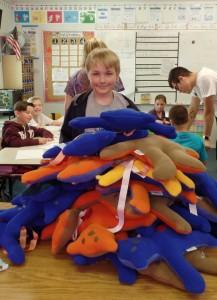 Jayme's Bears Northwest Elementary 2016